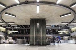 Westminister υπόγεια Στοκ εικόνα με δικαίωμα ελεύθερης χρήσης