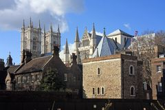 Westminister Abbey Stock Images