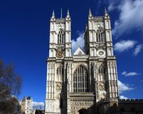 Westminister Abbey Stock Photography