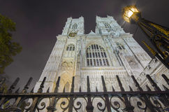 Westminister Abbey cathedral Royalty Free Stock Photos