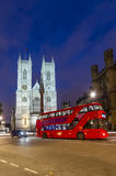 Westminister Abbey cathedral, London Royalty Free Stock Image