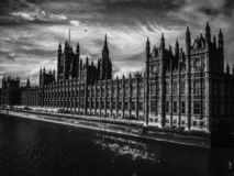 Westminister London royaltyfria foton