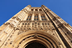 Westminister tower Stock Photography