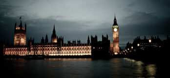 Westminster Lizenzfreies Stockbild