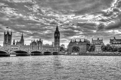 Westminster 2 Photo libre de droits