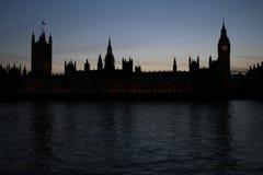 Westminster Royaltyfria Bilder