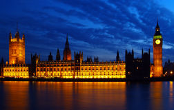 Westminster Royalty Free Stock Photography