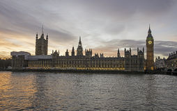 westminster Image stock