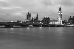 westminster Stockbild