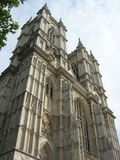 Westminster Abbey. Exterior of Westminster Abbey, Collegiate church of Saint Peter, Westminster, London, England Royalty Free Stock Photo