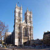 Westminster Abbey 2011. Setting for the Royal Wedding of William and Kate Stock Photo