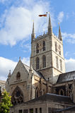The Westminster Abbey Stock Photo