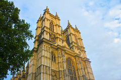 Westminster Abbey. In London. England Royalty Free Stock Photos