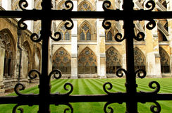 Westminster abbey. Stock Photos