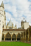 Westminster abbey. Royalty Free Stock Images