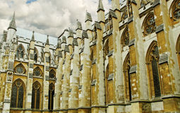Westminster abbey. Royalty Free Stock Photos