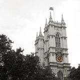 Westminster Abbey Arkivfoto