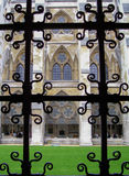 Westminster Abbey Arkivbild