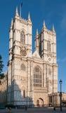 Westminster Abbey Lizenzfreies Stockfoto