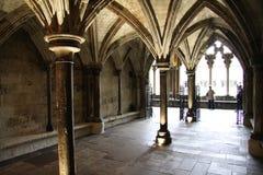 Westminster Abbey Stockbilder
