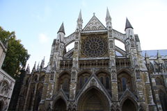 Westminster Abbey Lizenzfreies Stockfoto