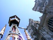Westminster Abbey Stockfoto