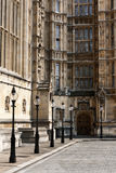 Westminster abbey, architecture detail Royalty Free Stock Photography
