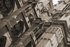 Westminster abbey cathedral Royalty Free Stock Images