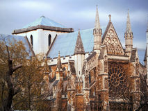 Westminster Abbey, Royalty Free Stock Images