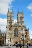 Westminster Abbey church in London Royalty Free Stock Photos