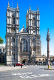 Westminster Abbey in the City of Westminster, London, UK Stock Photos