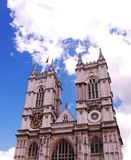 Westminster Abbey, in the City of Westminster, London, stock photography