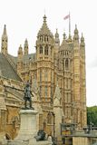 Westminster abbey closeup, London, UK Stock Image