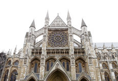 Westminster Abbey Collegiate Church de San Pedro en Westminster Imagenes de archivo