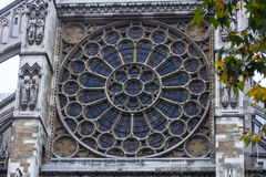 Westminster abbey detail Stock Photos
