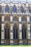 Westminster Abbey, eins des wichtigsten anglikanischen Tempels, London, Vereinigtes Königreich Lizenzfreies Stockbild