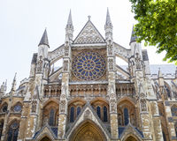Westminster Abbey, eins des wichtigsten anglikanischen Tempels, London, Vereinigtes Königreich Stockfoto
