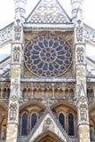Westminster Abbey, eins des wichtigsten anglikanischen Tempels, London, Vereinigtes Königreich Lizenzfreie Stockfotografie