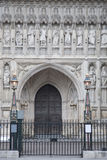 Westminster Abbey Entrance, London Stock Images