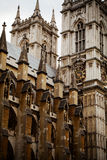 Westminster Abbey, formally titled the Collegiate Church of St Peter at Westminster, is a large, mainly Gothic abbey church Royalty Free Stock Photography