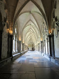 Westminster Abbey Hall stock images