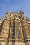 Westminster Abbey i London arkivfoton