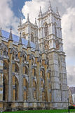 Westminster Abbey i London Arkivbilder