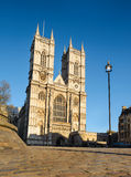 Westminster Abbey i London Arkivbild