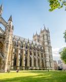 Westminster Abbey i London Royaltyfri Fotografi