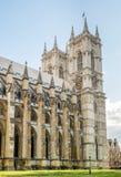 Westminster Abbey i London Arkivbilder