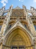 Westminster Abbey i London Royaltyfria Foton