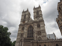 Westminster Abbey i London Royaltyfri Foto