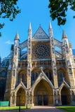 Westminster Abbey i London, UK Arkivbilder