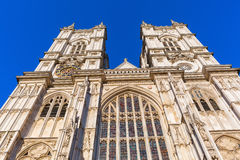 Westminster Abbey i London, UK Royaltyfria Bilder
